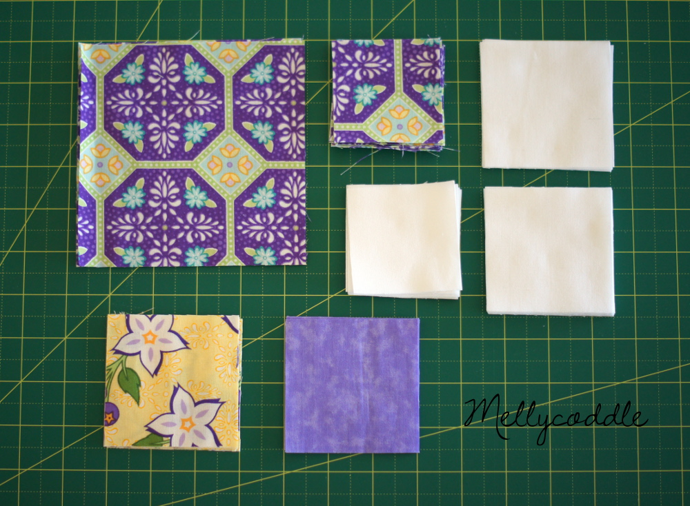 My week 1 for Star Surround QAL