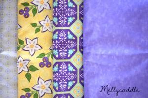Fabric for Bucket Bag