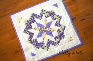 My Star Surround Dolly Quilt