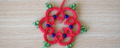 Needle Tatting 1