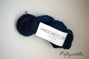 Madelinetosh Tosh DK - Baroque Violet