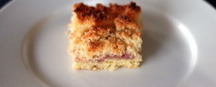 Hmm Raspberry Coconut Slice