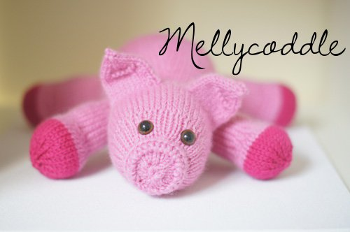 Wilbur for a Charlotte's Web themed doll