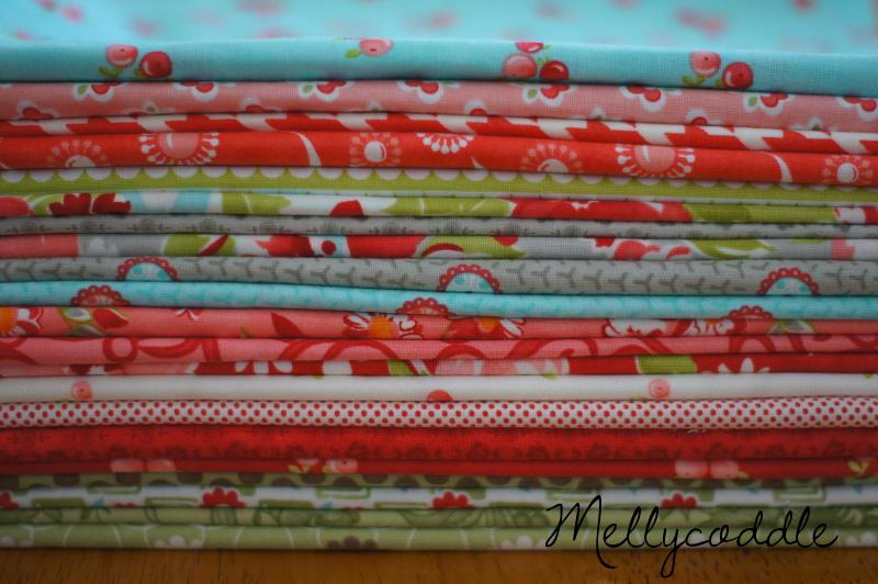 Yummy Fabric Mail