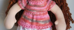 Pretty In Oink Darling Little Peasant Top