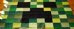 Minecraft 100 Squares Done