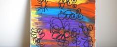 My 4yo daughter's artwork
