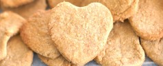 Spice Wholemeal Cookies